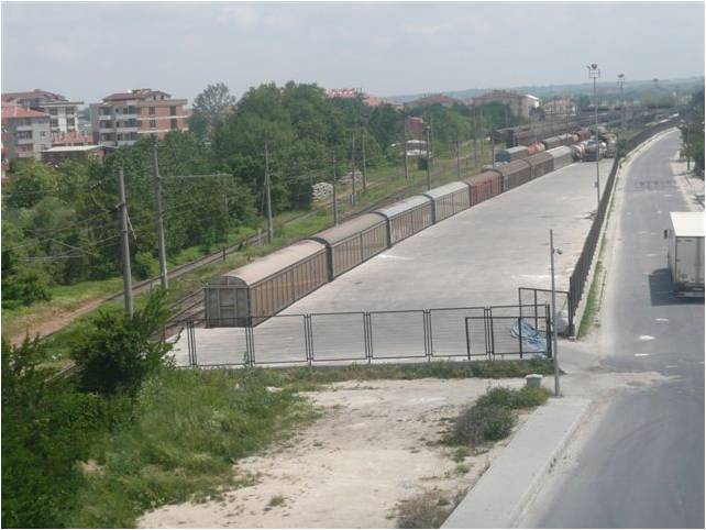 Çerkezköy Terminali